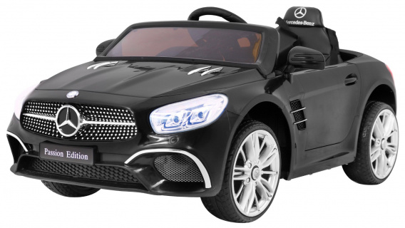 Mercedes SL400 black