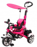 Tricycle Sportrike Classic Eva pink