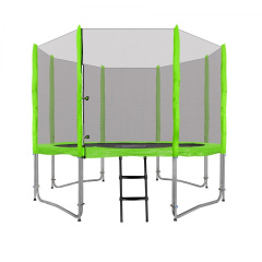 Trampoline 10FT 305cm green