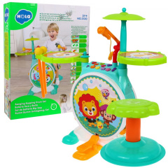 Colorful Drums For Kids