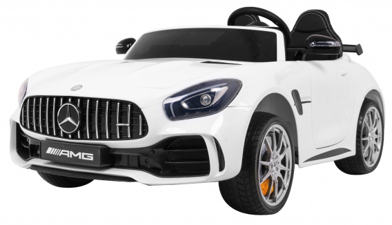 Mercedes-Benz GT R 4 x 4 Lacquered White