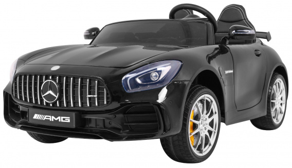 Mercedes-Benz GT R 4 x 4 Painted Black