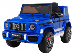 Mercedes G63 Painted Blue