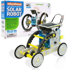 Solar vehicles 14 in 1
