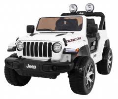 Jeep Wrangler Rubicon White