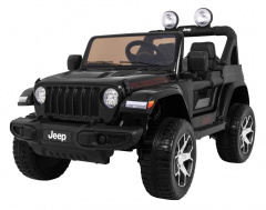 Jeep Wrangler Rubicon Black