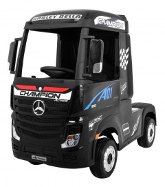 Mercedes Benz Actros Black