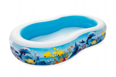 Swimming pool 262/157/46cm BESTWAY