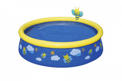 Pool with a shower 152/38 bee BESTWAY