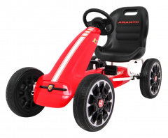 Gokart ABARTH Red
