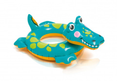 Intex Crocodile Animal Wheel