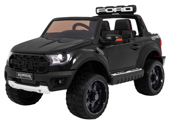 Vehicle Ford Ranger Raptor Black
