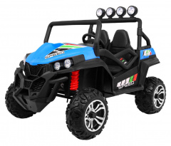 Grand Buggy 4x4 LIFT Blue Vehicle