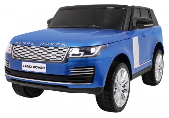 Vehicle Range Rover HSE Blue Painting