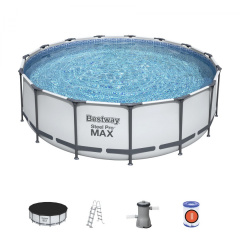 Pool Rack 15 ft 457x122 cm SteelPRO BESTWAY